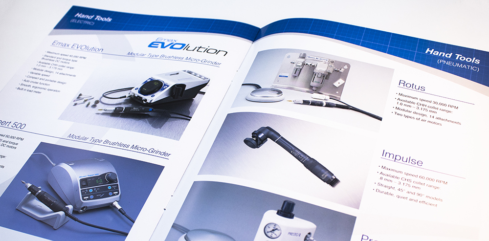 Product Line Brochure